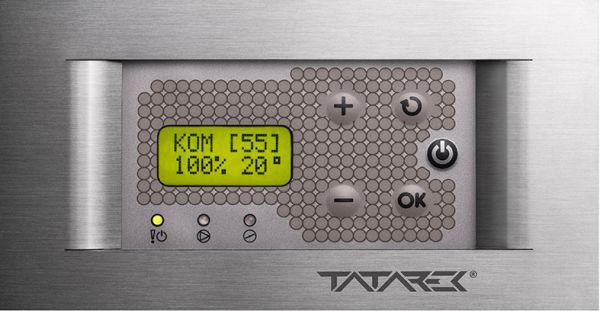 RT-08P Kominek LUX 100 mm (TITANIUM Design) Tatarek -1