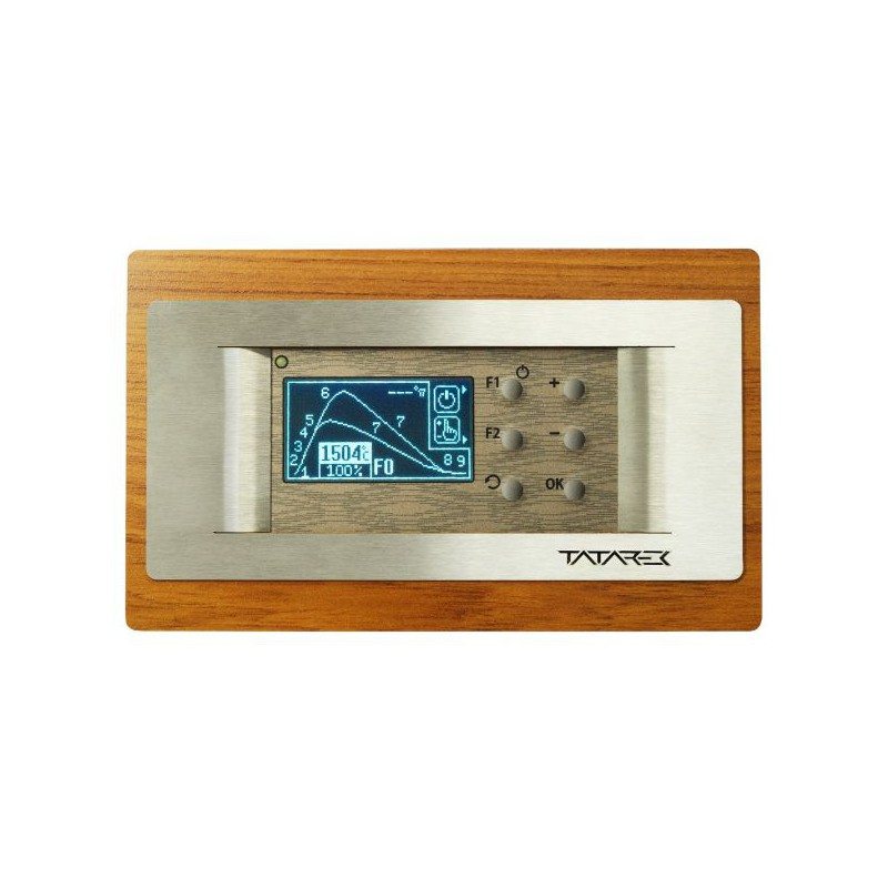 RT-08 OS Grafik WOODLINE 2 100 mm (TITANIUM Design) Tatarek-1