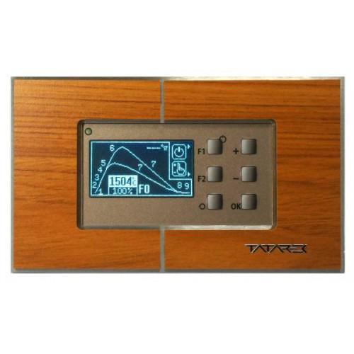 RT-08 OS Grafik WOODLINE 1 100 mm (TITANIUM Design) Tatarek