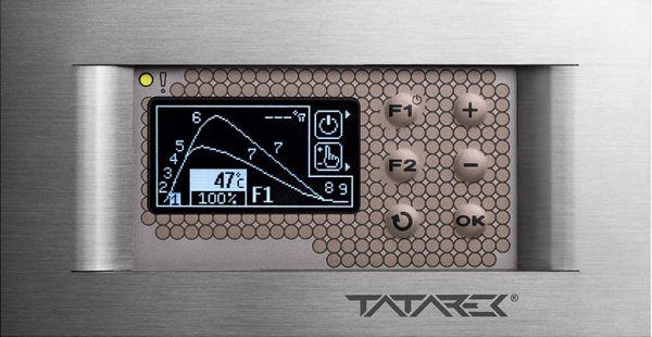 RT-08 OS Grafik II 100 mm (TITANIUM Design) Tatarek -1