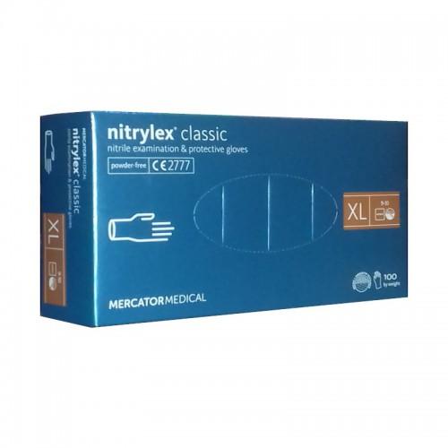 Rekawice nitrylowe NITRYLEX Classic XL