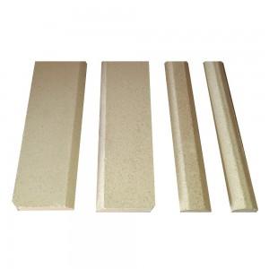Wyłożenie szamotowe paleniska do kominka typu PL190 Standard